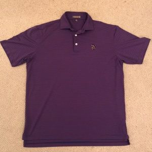 Peter Millar Summer Comfort Dry Fit Golf Polo